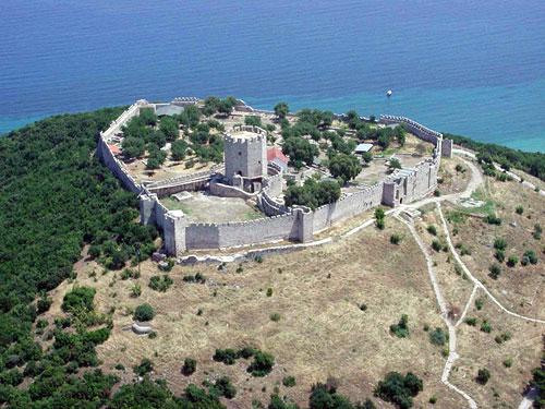 Castle Of Platamonas Gtp